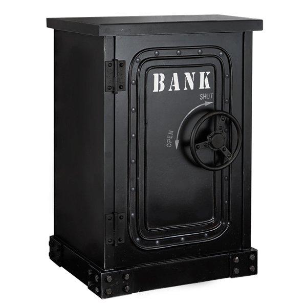 Приставная Тумба BANK Side Table   - фото 1