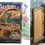 Китайский шкафчик для обуви Celestial Bridge   - фото 3