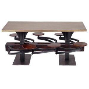 Обеденный стол Perrin Communal Table Loft