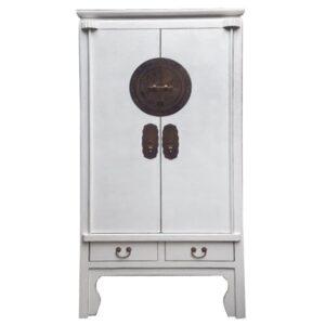 Китайский шкаф Chinese Wedding Cabinet white