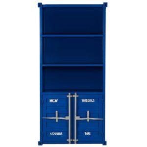 Книжный шкаф Sea Container Bookcase Blue