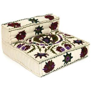 Модуль мягкий со спинкой Indian Meditation Pillow