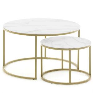 Набор круглых столиков Visby