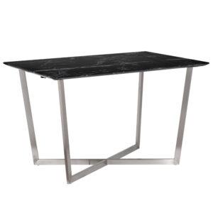 Обеденный стол Dining table Jacques black