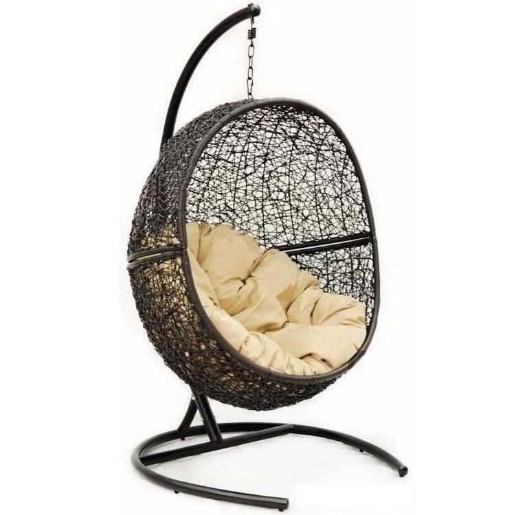 Подвесное уличное кресло Egg Cage  - фото 1