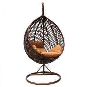 Подвесное уличное кресло Egg Nut