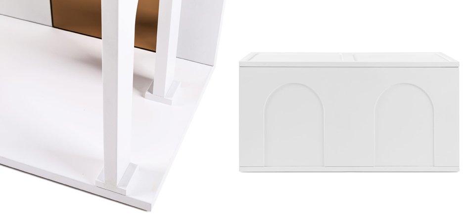 Полка Seletti Renaissance Double White  - фото 5