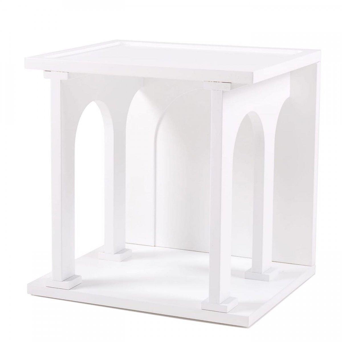 Полка Seletti Renaissance Single White  - фото 1