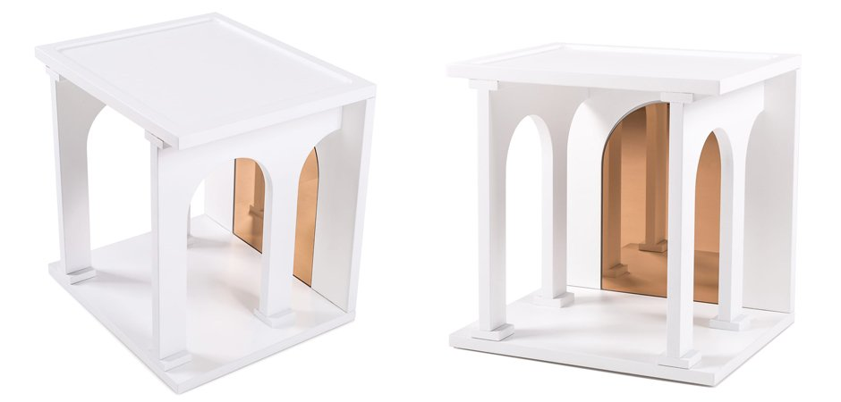 Полка Seletti Renaissance Single White  - фото 3