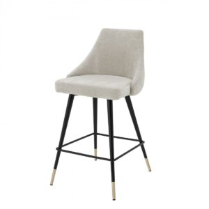 Полубарный стул Eichholtz Counter Stool Cedro Sand