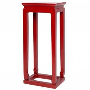 Приставной столик Chinese Side Table Red