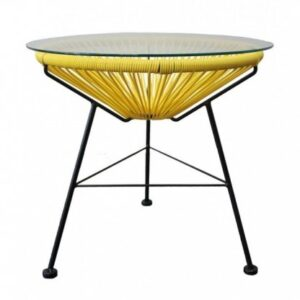 Приставной стол Acapulco side table Yellow