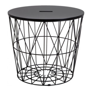 Приставной стол Cambria Side Table black