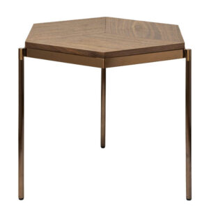 Приставной стол Hexagonal Side Table