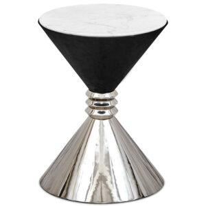 Приставной стол Hourglass side table