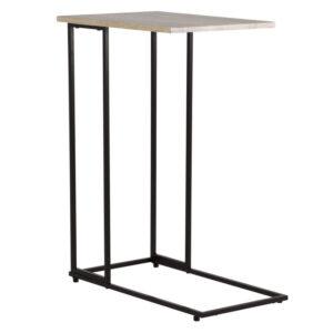 Приставной стол Industrial Oak Aubrey Side Table