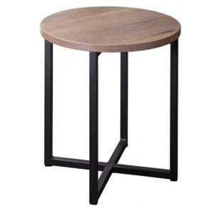 Приставной стол Industrial Oak Heidi Side Table