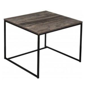 Приставной стол Industrial Oak Natil Side Table
