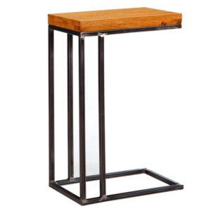 Приставной стол Industrial Oak Sybil Side Table