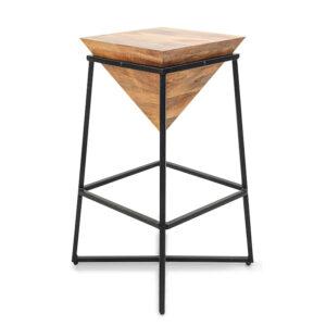 Приставной стол Inverted Pyramid Side Table light