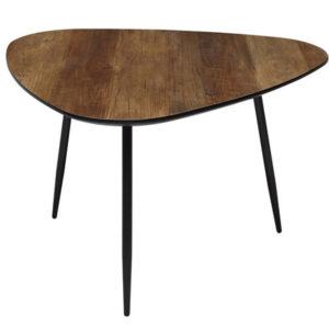 Приставной стол Lionel Side Table цвет орех