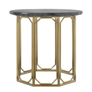Приставной стол Stingray Skin Round Table