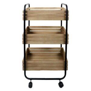 Приставной стол Wood Boxes Table
