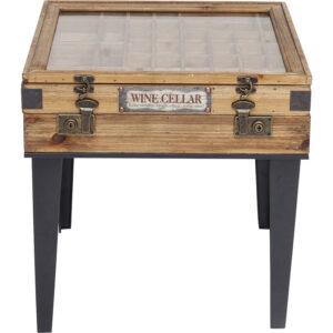 Приставной стол Wooden Wine Cellar