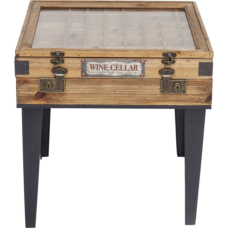 Приставной стол Wooden Wine Cellar  - фото 1