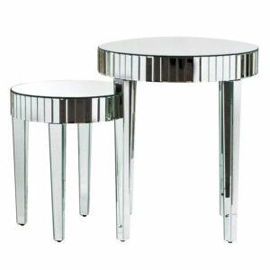 Приставные столики Mirror Blocks Tables