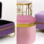 Пуф Lavender Cube  - фото 2