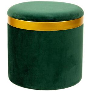 Пуф Noble Emerald