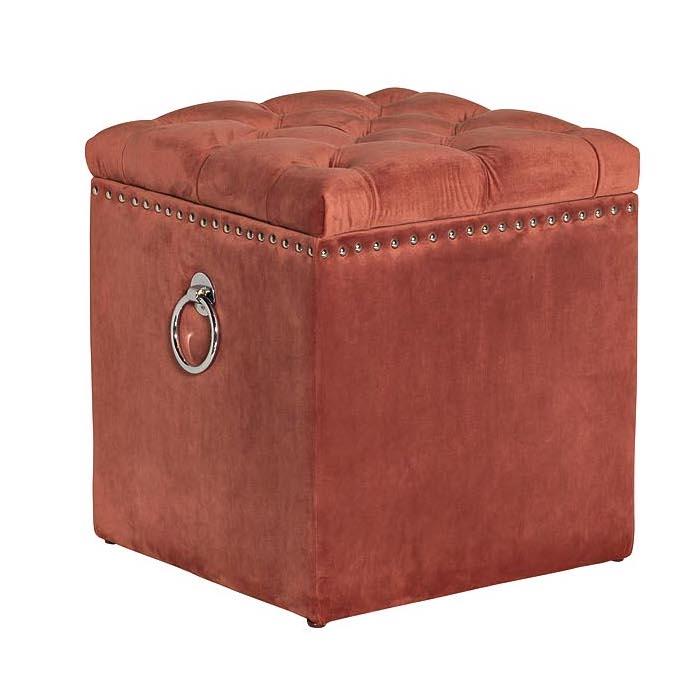 Пуф Terracotta Box Puff  - фото 1