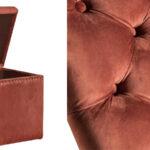 Пуф Terracotta Box Puff  - фото 2