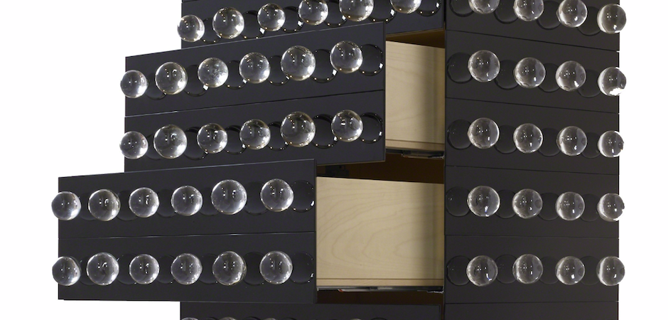 Шкаф Roberto Giulio Rida Settimanile tall chest of drawers, 2014  - фото 2