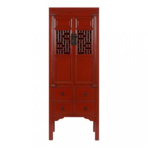 Шкаф Chinese Prison Red