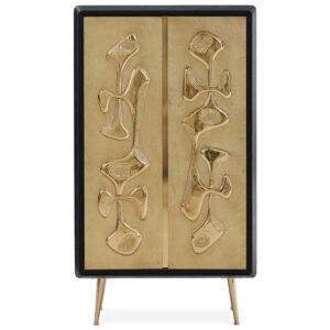 Шкаф Jonathan Adler Reform Accent Cabinet  designed by Jonathan Adler