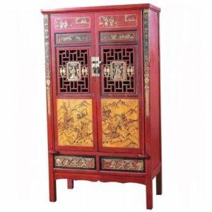 Шкаф в китайском стиле Vellar