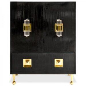 Шкаф кабинетный Jonathan Adler Crawford Cabinet  designed by Jonathan Adler