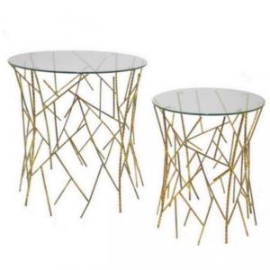 Набор из 2-х дизайнерских столов Sprigs