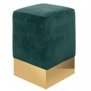 STELLA STOOL Зеленый пуф