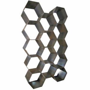 Стеллаж Industrial Loft Metal Honeycomb