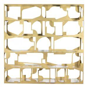 Стеллаж Golden Kaleidoscope