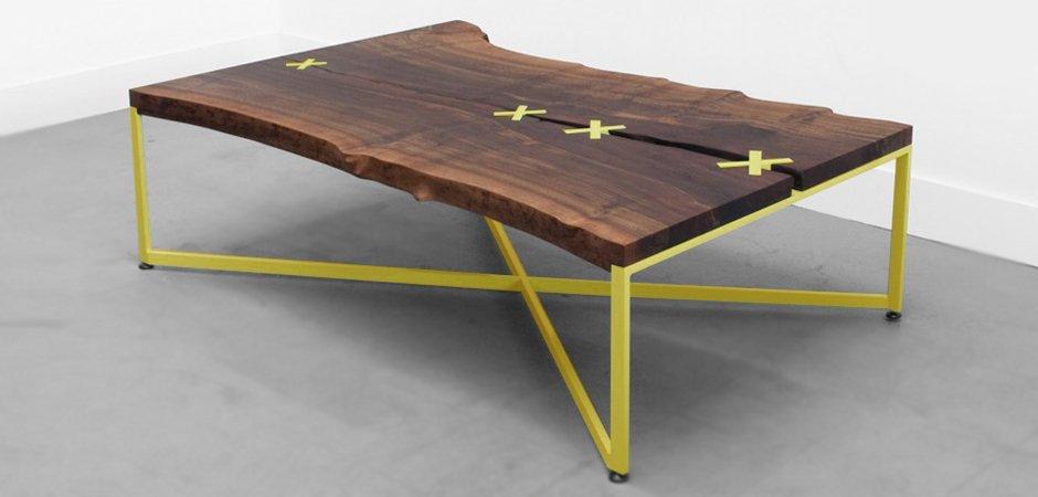 Журнальный стол Stitchet table   in 2010 - фото 5