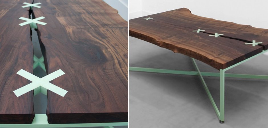 Журнальный стол Stitchet table   in 2010 - фото 4
