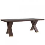Стол обеденный Double X Dinning Table   - фото 1