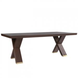 Стол обеденный Double X Dinning Table