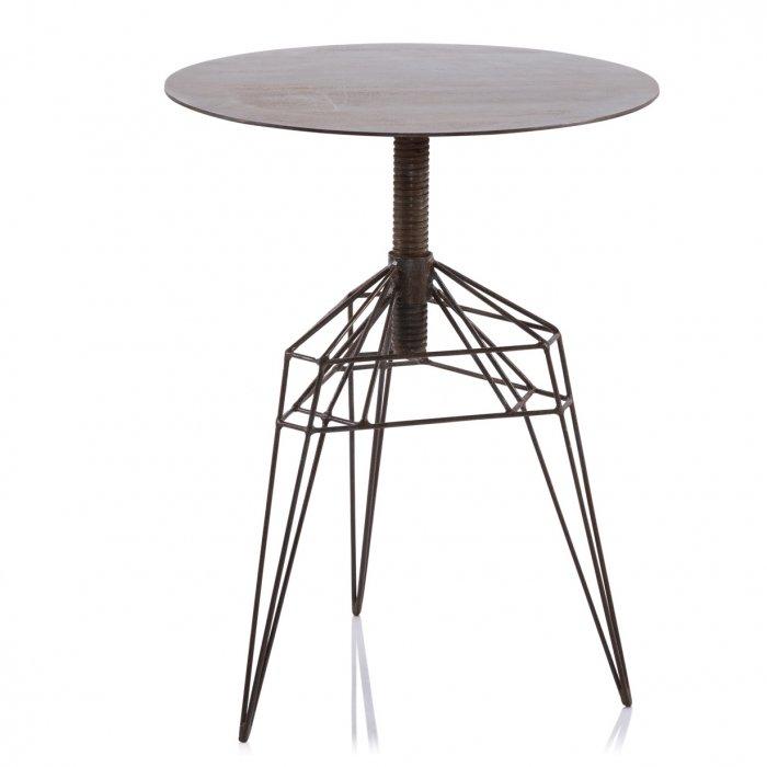 Столик Geometric Side Table   - фото 1