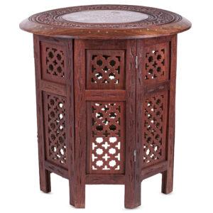 Столик Indian inlay Table