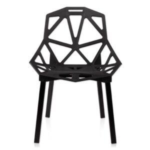 Дизайнерский стул CHAIR ONE black